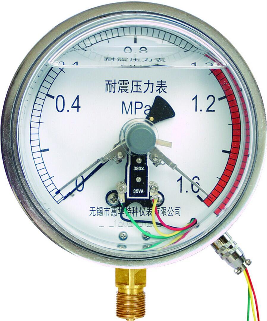 """惠华压力表——电接点压力表 成功""""攻陷""""江西市场"""